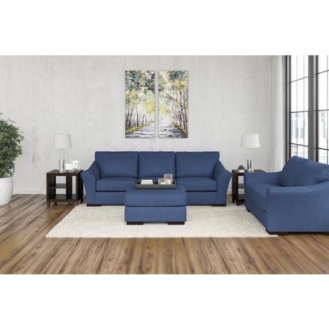 Bantry Nuvella® Indigo Living Room Group