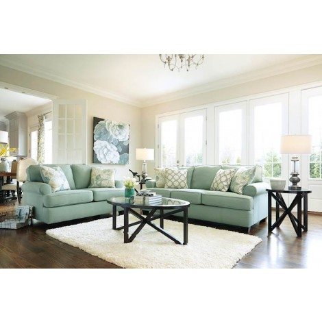 Daystar Seafoam Living Room Group