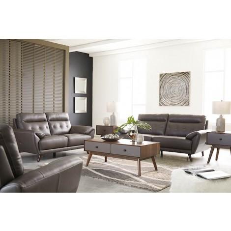 Sissoko Gray Living Room Group