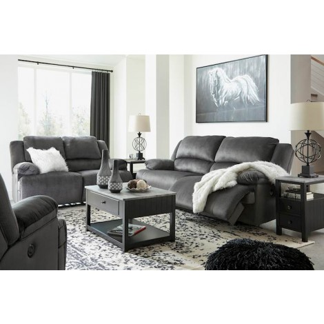 Clonmel Charcoal Living Room Group