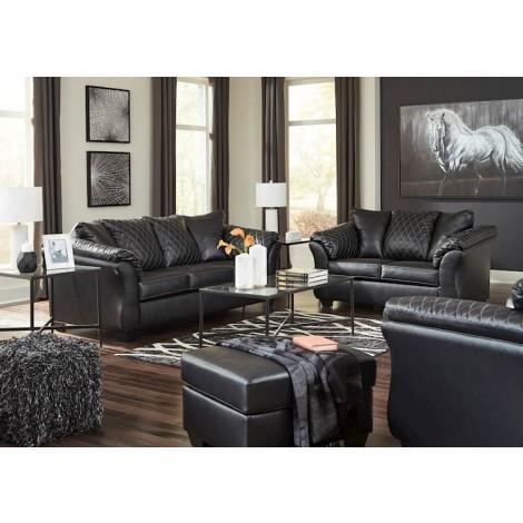 Betrillo Black Living Room Group