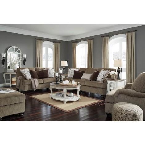 Braemar Brown Living Room Group