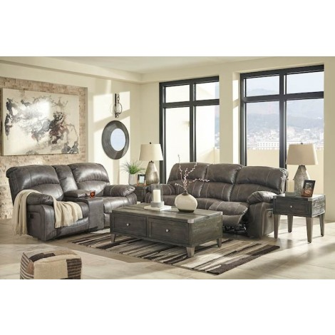 Dunwell Steel Living Room Group