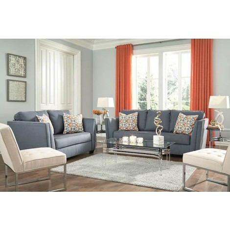 Filone Steel Living Room Group