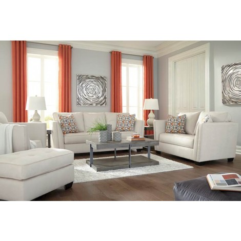 Filone Ivory Living Room Group