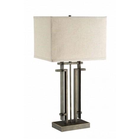 Beige Lamp