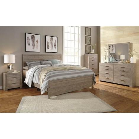 Culverbach Gray Bedroom Set