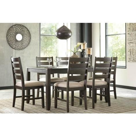 Rokane Brown Dining Room Set