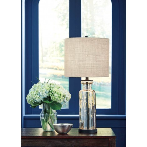 Laurentia Champagne Glass Table Lamp (Includes 1)