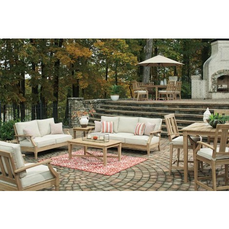 Clare View Beige Patio Group