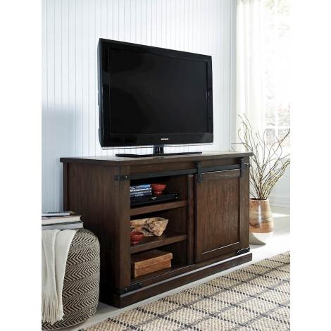 Budmore Rustic Brown Medium TV Stand