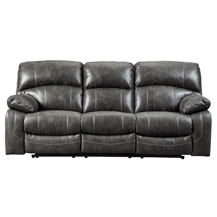 Awe Inspiring Dunwell Steel Power Recliner Sofa With Adjustable Headrest Alphanode Cool Chair Designs And Ideas Alphanodeonline