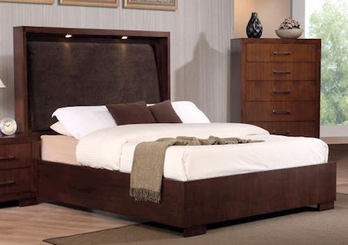 Jessica Collection Bedroom Set - SpeedyFurniture.com