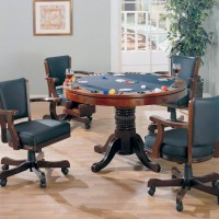 Coaster G100201 Game Table Set