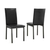 Garza Black Dining Chair