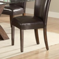 Nessa Brown Dining Chair