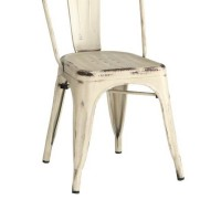 Bellevue Dining White Dining Chair