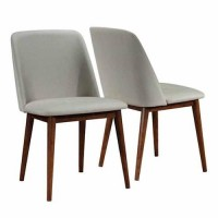 Barett Grey Dining Chair