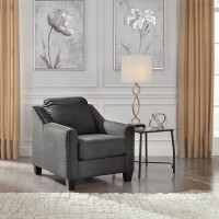 Torcello Graphite Chair