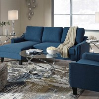 Jarreau Blue Living Room Group