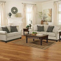 Milari Linen Living Room Group