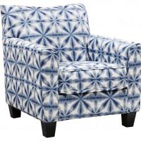 Kiessel Nuvella Steel Accent Chair