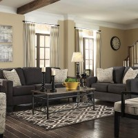 Alenya Charcoal Living Room Group