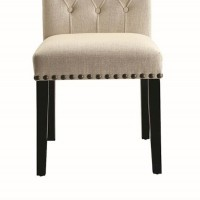 Beige Dining Room Chair