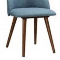 Aqua Dining Room Chair