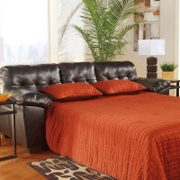 Alliston Chocolate Queen Sofa Sleeper