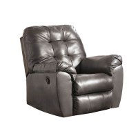 Alliston Gray Rocker Recliner