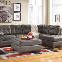 Alliston Gray Sectional Living Room Group