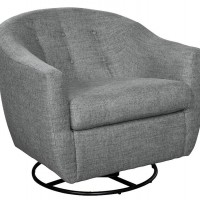 Mandon River Swivel Accent Chair