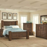 Coaster G204533 Bedroom Set