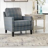 Traemore Linen Accent Chair