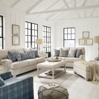 Traemore Linen Living Room Group