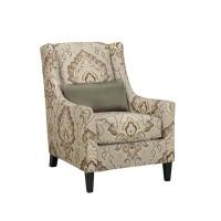 Wilcot Linen Accent Chair