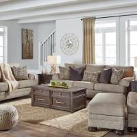 Kananwood Oatmeal Living Room Group