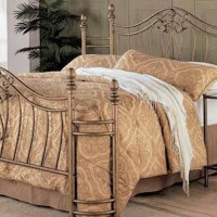 Sydney Metal Collection Bedroom Set