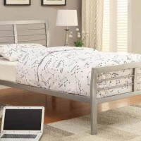 Mod Metal Collection Bedroom Set