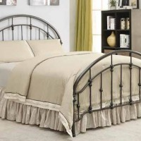 Maywood Metal Collection Bedroom Set