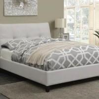 Ivory Full Bed