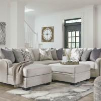 Dellara Chalk Living Room Group