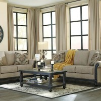 Blackwood Taupe Living Room Group