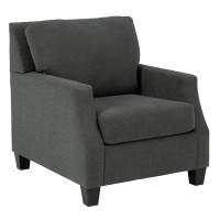 Bayonne Charcoal Chair