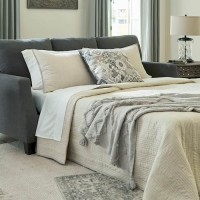 Bayonne Charcoal Queen Sofa Sleeper