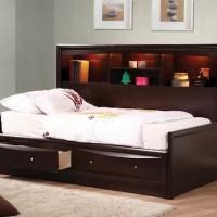 Phoenix Cappuccino Full Bed