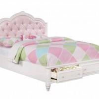 Caroline Pink Full Bed