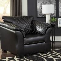 Betrillo Black Chair