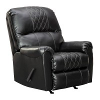 Betrillo Black Rocker Recliner